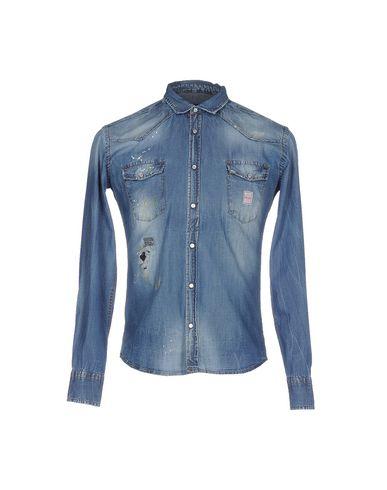 Джинсовая рубашка TAKESHY KUROSAWA 42581172JW