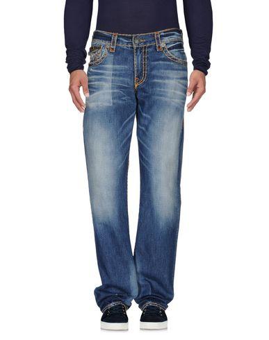 Джинсовые брюки TRUE RELIGION 42581317PG