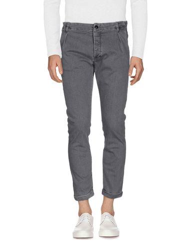 Джинсовые брюки INDIVIDUAL. Цвет: серый