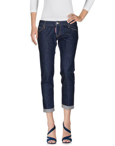 Джинсовые брюки-капри DSQUARED2 42581866XX