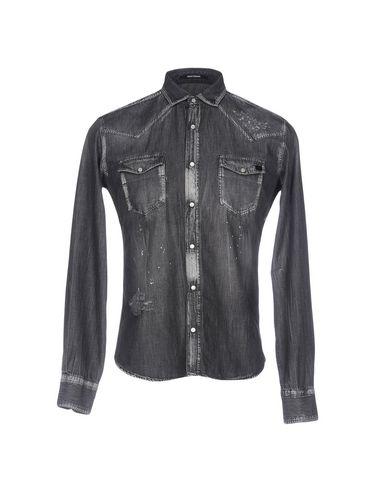Джинсовая рубашка TAKESHY KUROSAWA 42581953TF