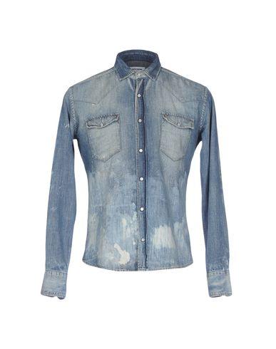 Джинсовая рубашка TAKESHY KUROSAWA 42581954FJ