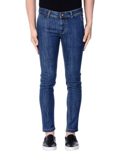 Джинсовые брюки RE-HASH 42582012ER