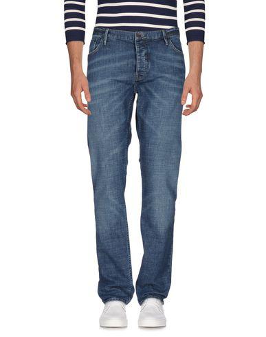 Джинсовые брюки BURBERRY 42582016KQ