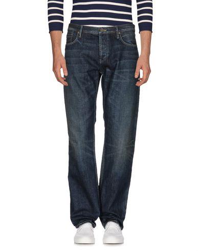 Джинсовые брюки BURBERRY 42582027JE