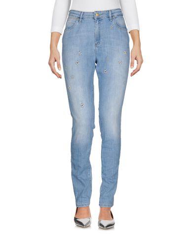 Джинсовые брюки WRANGLER 42582113IQ