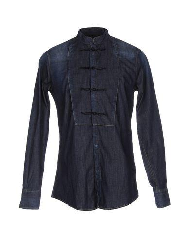 Джинсовая рубашка DSQUARED2 42582328PM