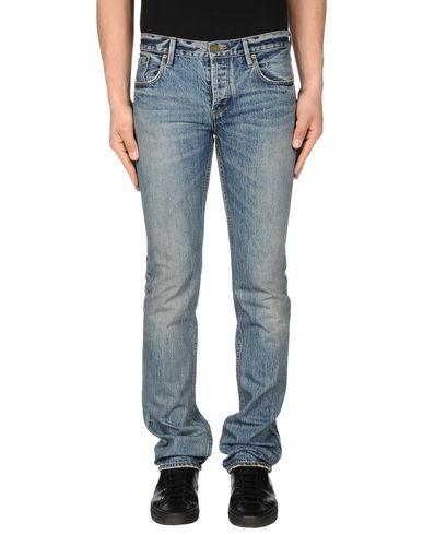 Джинсовые брюки BURBERRY 42582788KU