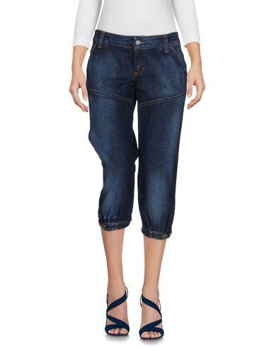 Джинсовые брюки-капри GALLIANO 42583106EE