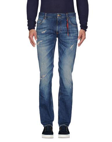 Джинсовые брюки LOVE MOSCHINO 42583400XB