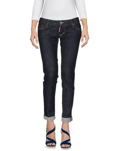 Джинсовые брюки-капри DSQUARED2 42583481RN