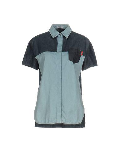 Джинсовая рубашка ICE ICEBERG 42584149JU