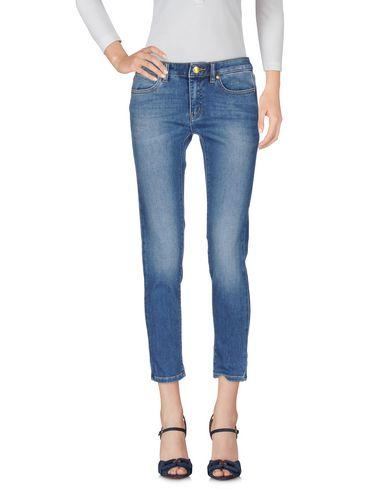 Джинсовые брюки-капри MICHAEL MICHAEL KORS 42585668BI