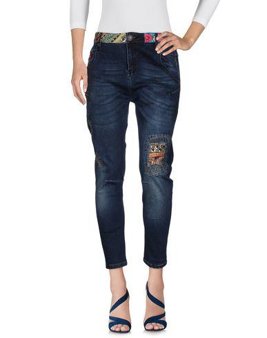 Джинсовые брюки DESIGUAL 42587439LO