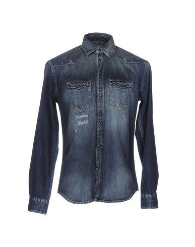 Джинсовая рубашка JACK & JONES VINTAGE 42587592LW