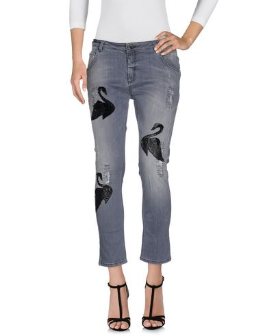 Джинсовые брюки MANGANO 42587729TU