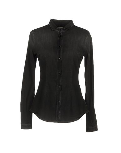 Джинсовая рубашка MET 42588684CE