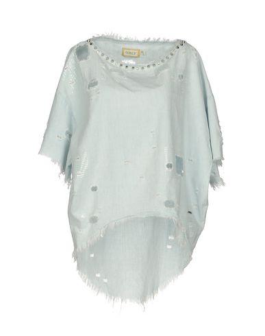 Джинсовая рубашка MET 42590849UI