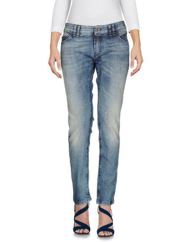 Джинсовые брюки PLEIN SUD JEANIUS 42591521AF