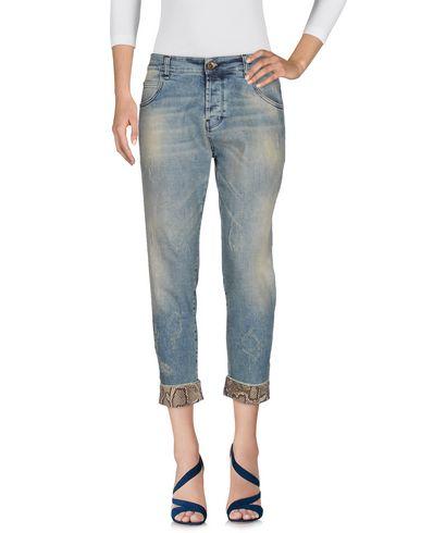 Джинсовые брюки PLEIN SUD JEANIUS 42592222IF