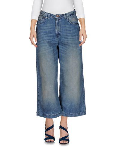 Джинсовые брюки-капри GARCIA JEANS 42592507AV