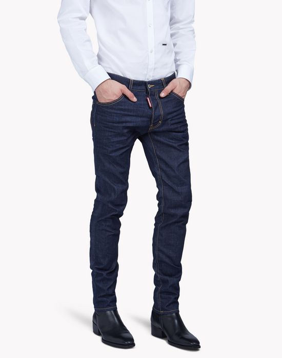 cool guy jeans denim Man Dsquared2