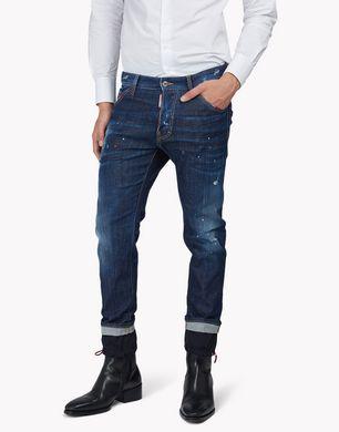 DSQUARED2 Short sleeve t-shirt U S74GD0311S22427100 f