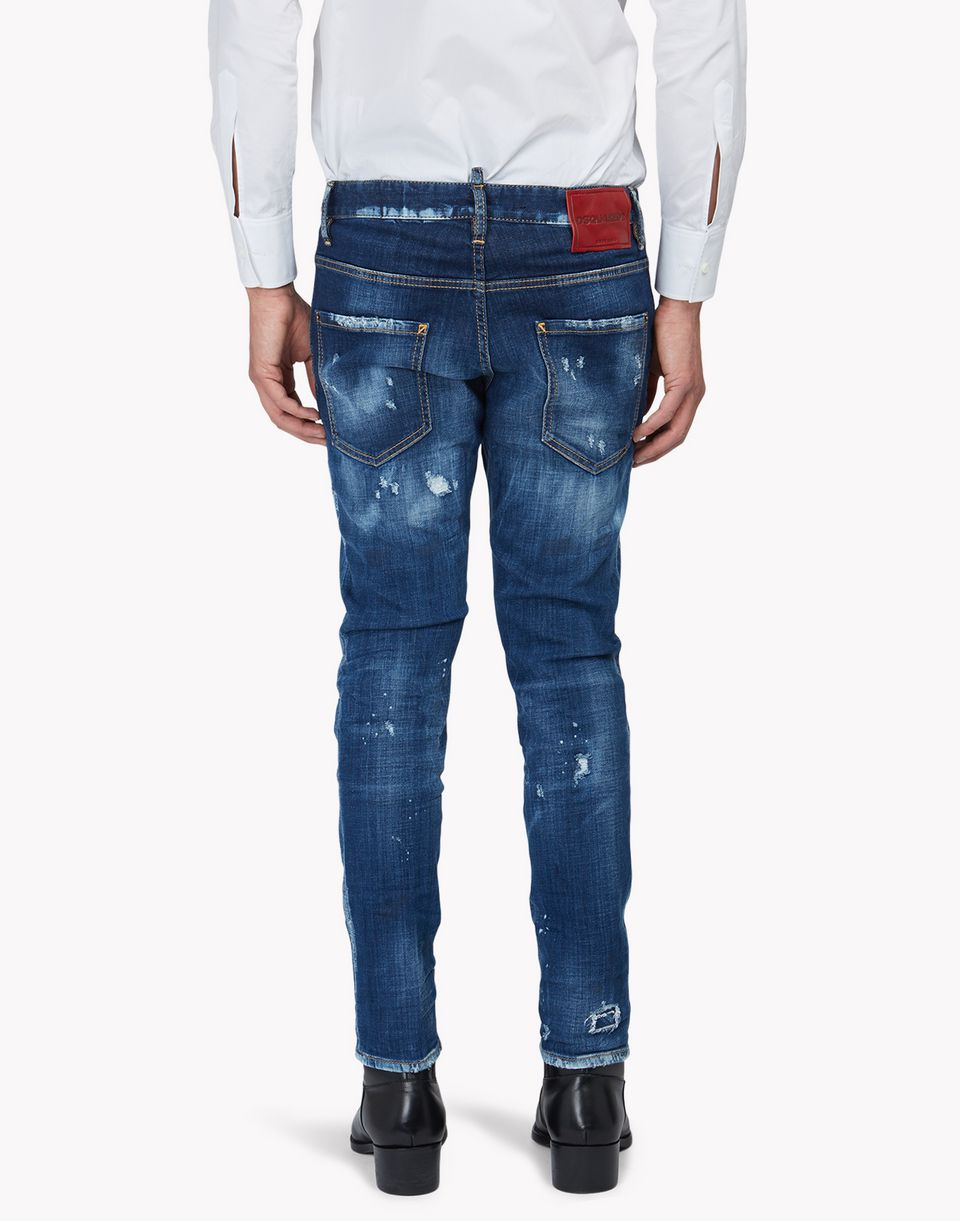 skater jeans denim Man Dsquared2