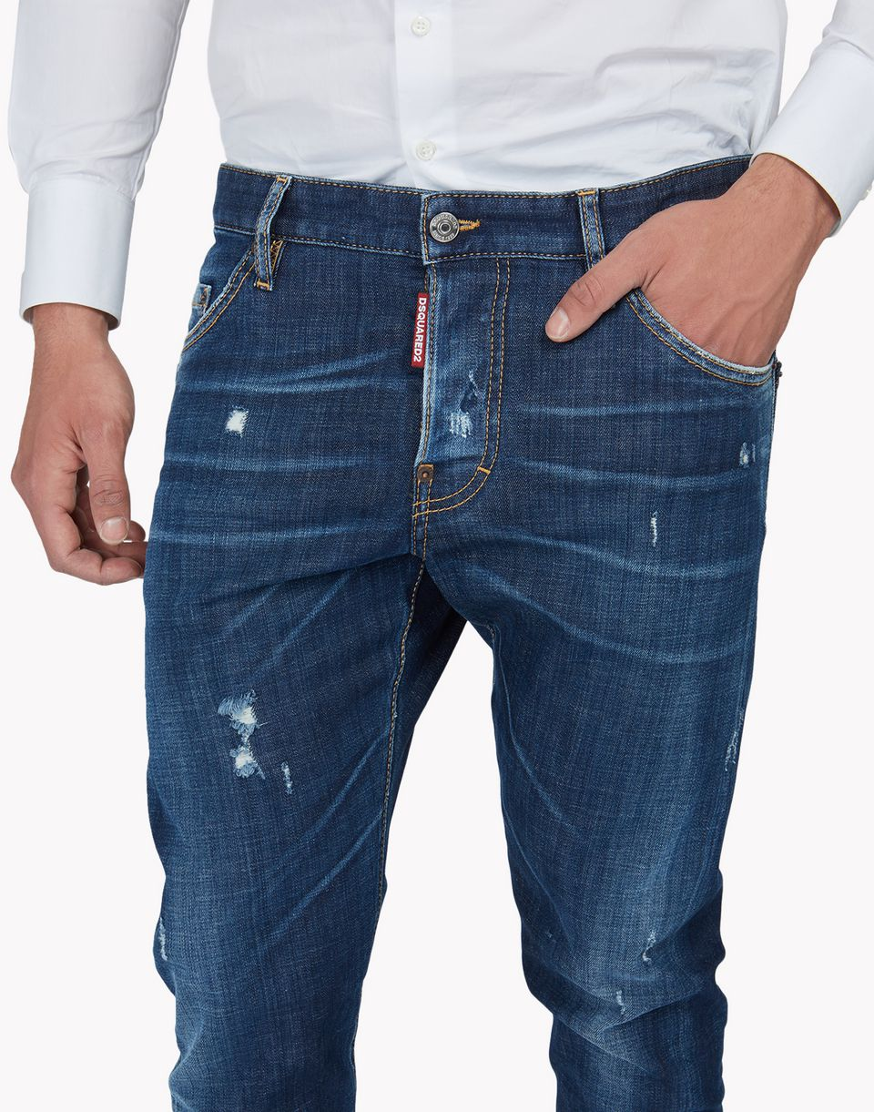sexy twist jeans denim Herren Dsquared2