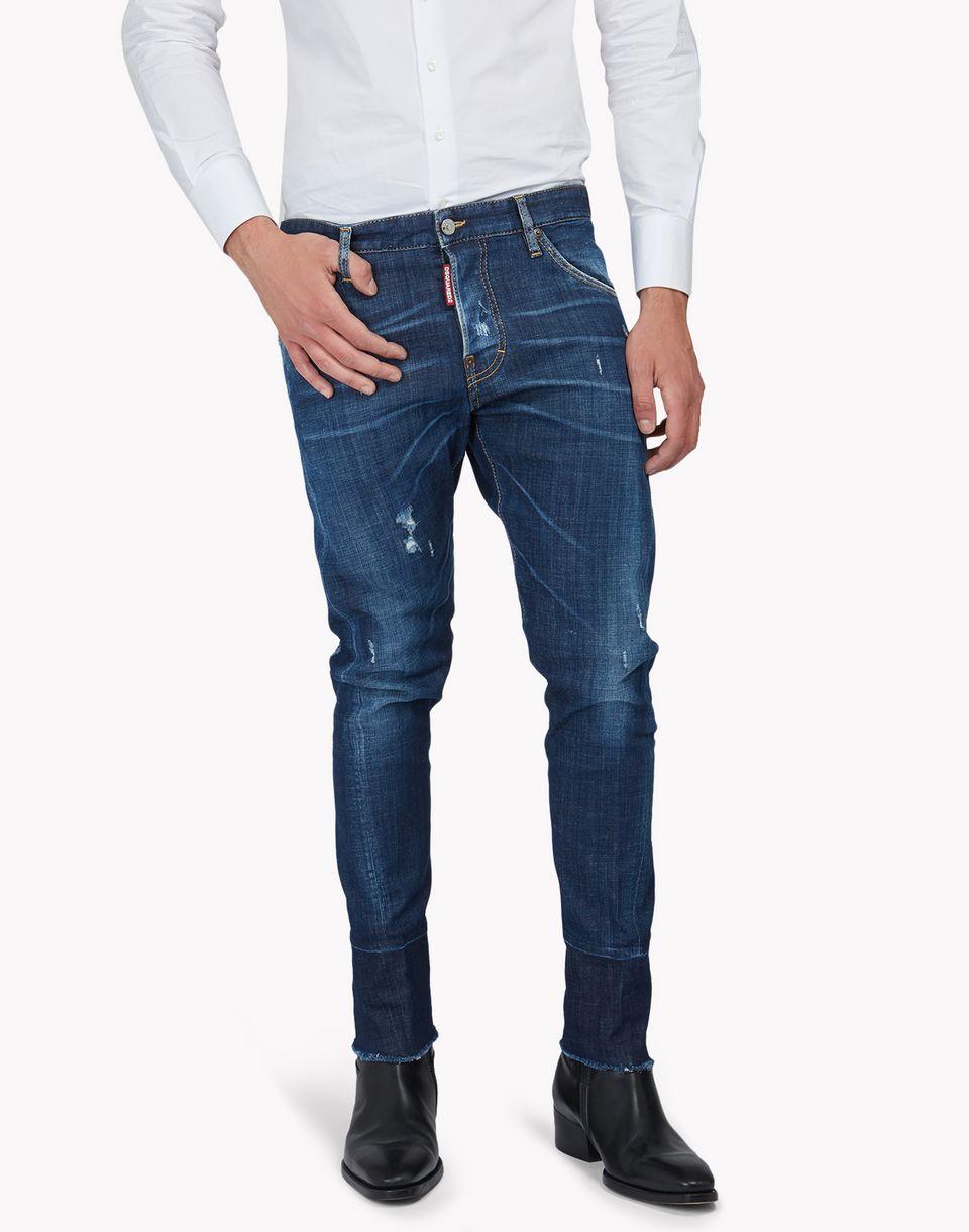 sexy twist jeans denim Man Dsquared2