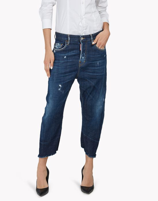 kawaii jeans denim Damen Dsquared2