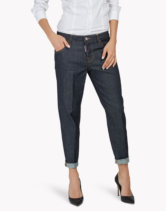 hockney jeans denim Damen Dsquared2