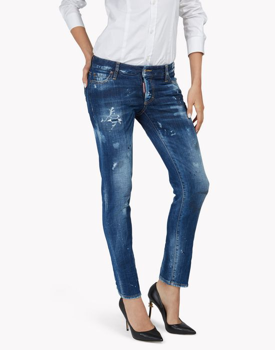 jennifer jeans denim Woman Dsquared2