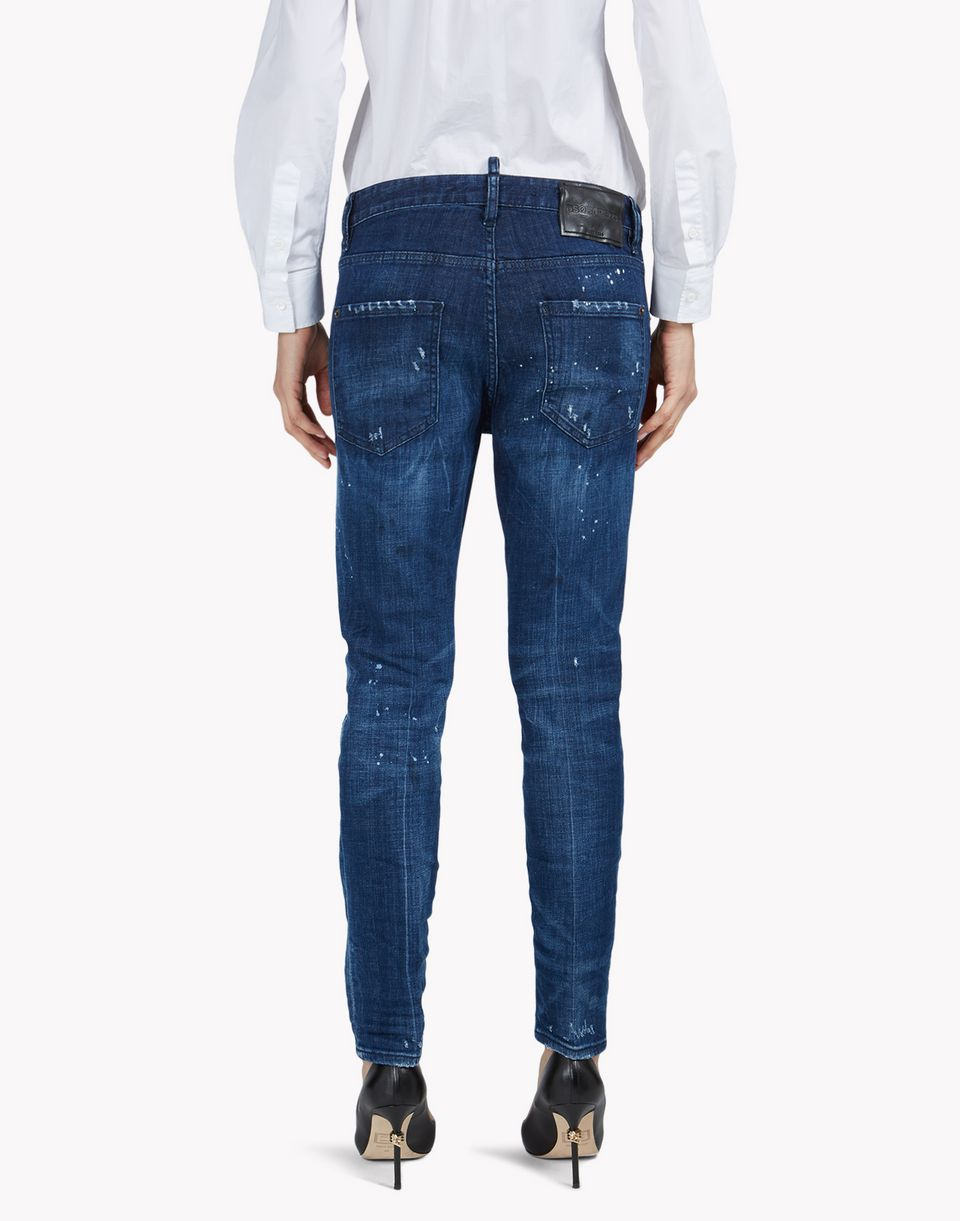 cool girl jeans denim Damen Dsquared2