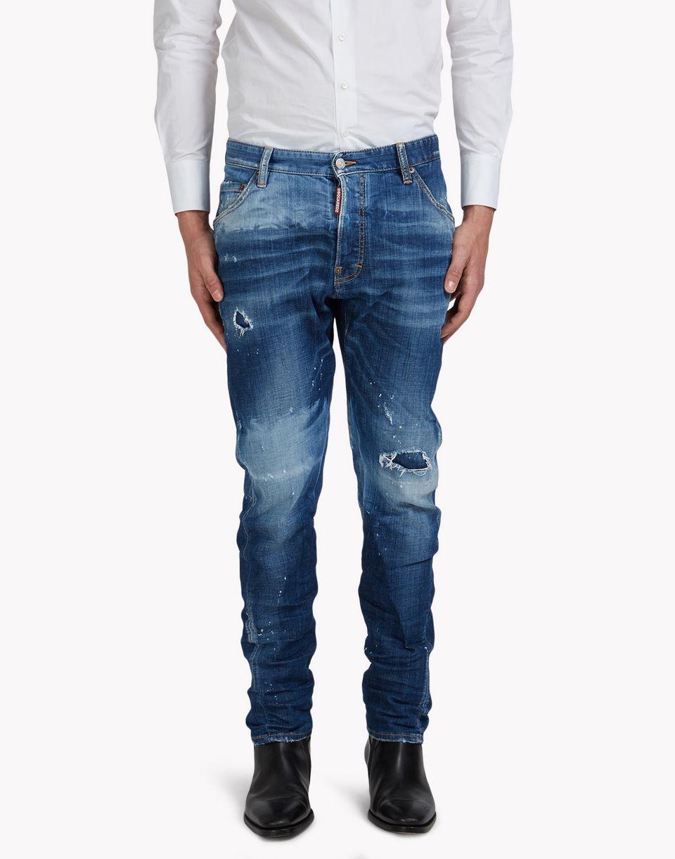 classic kenny twist jeans denim Man Dsquared2