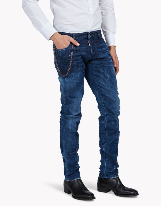 slim jeans jeans  Homme Dsquared2