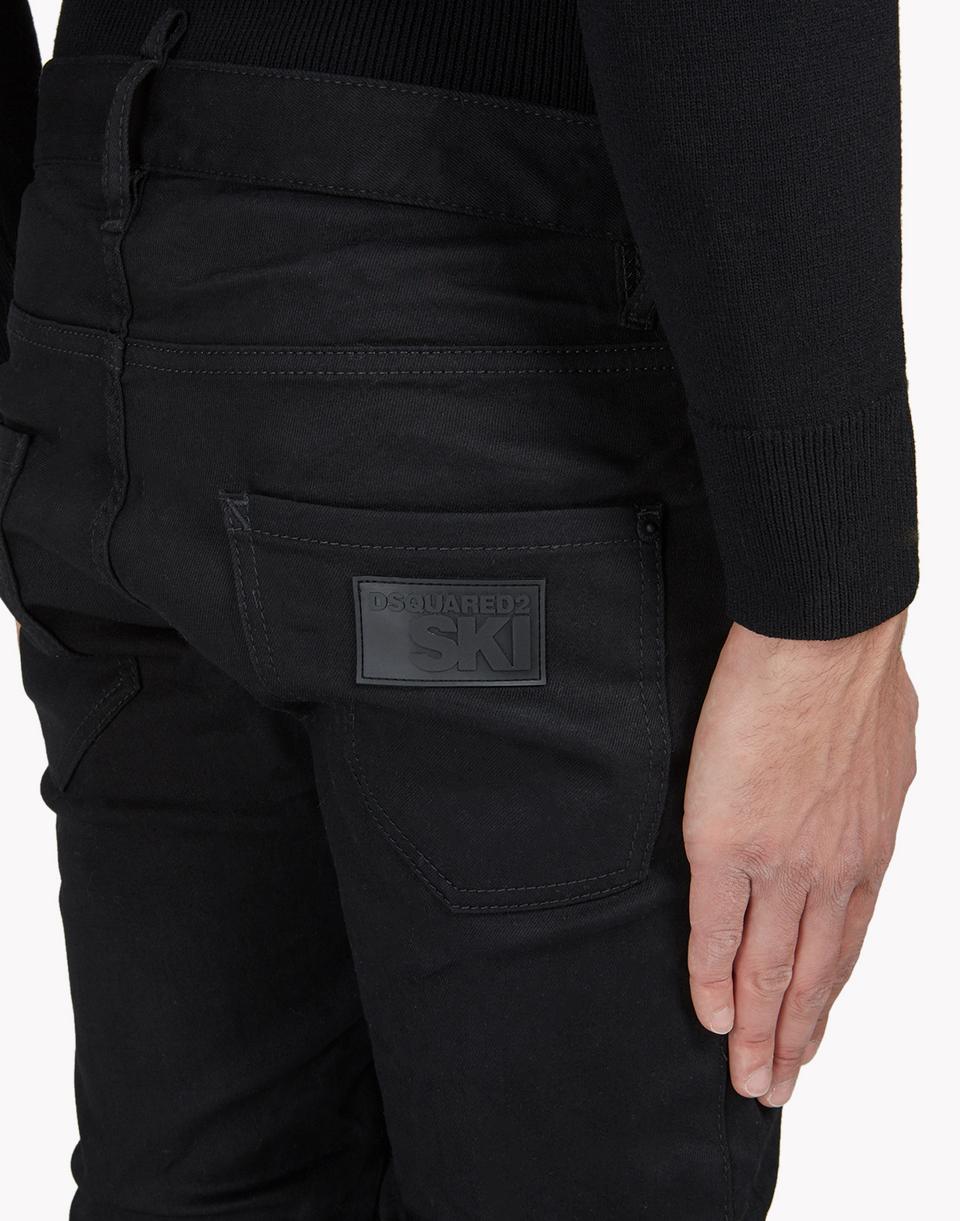 technical ski flared jeans denim Herren Dsquared2