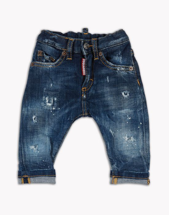 stretch jeans denim Herren Dsquared2