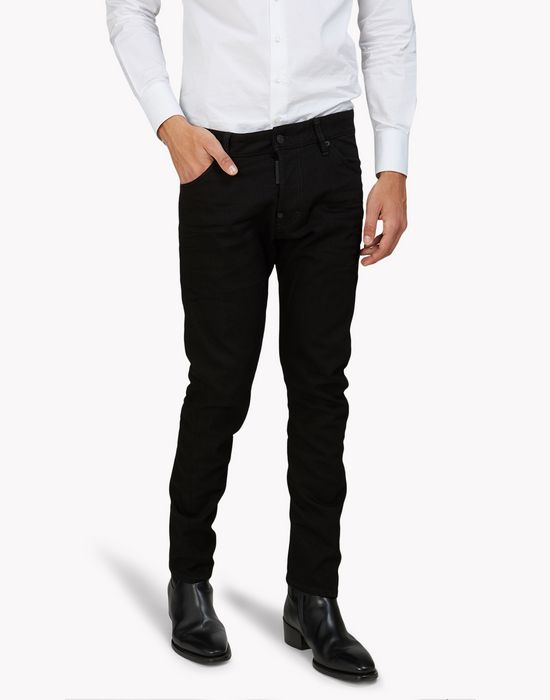 sexy twist jeans denim Man Dsquared2