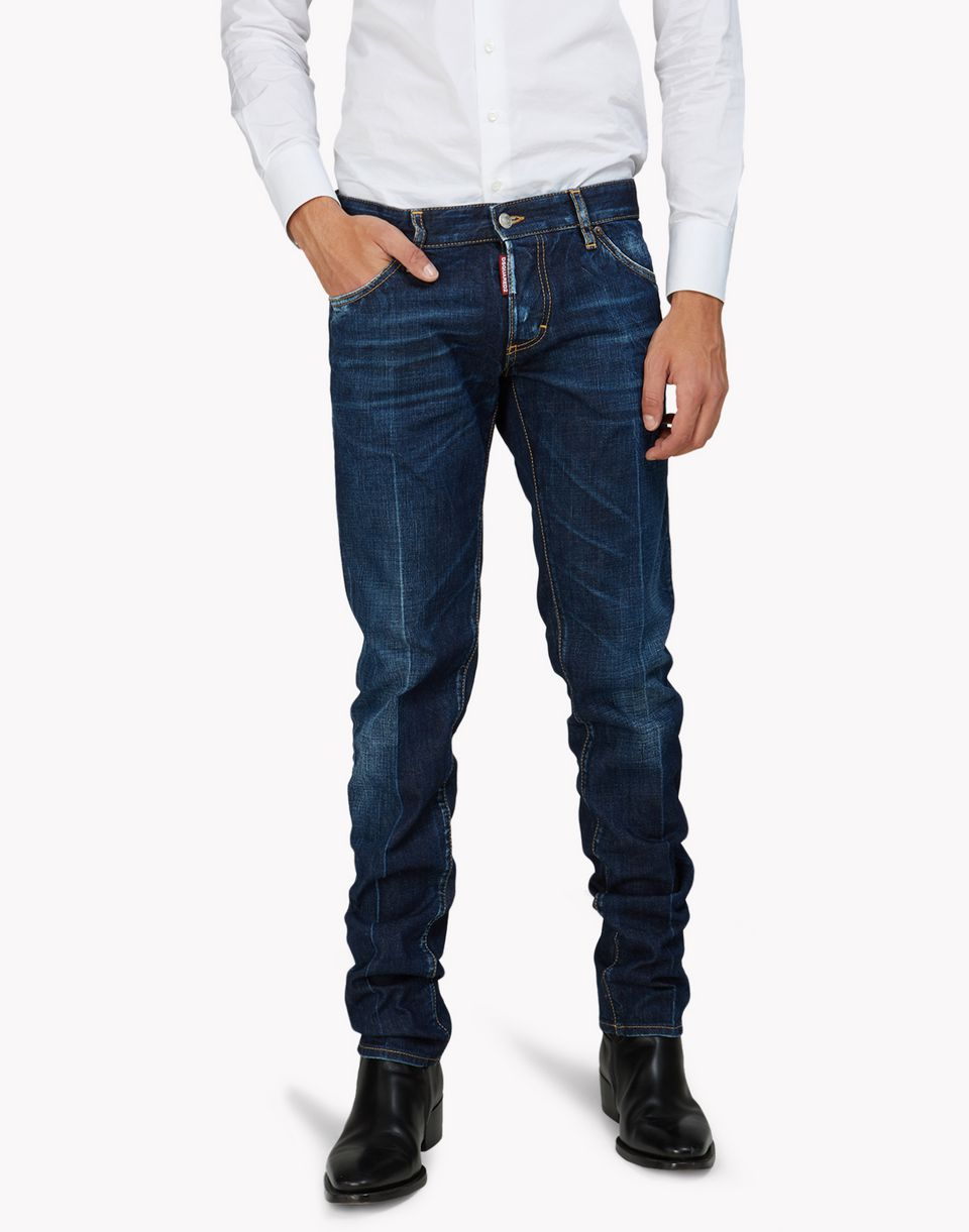 slim jeans denim Man Dsquared2