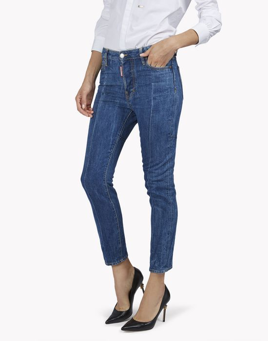 londean jeans denim Damen Dsquared2