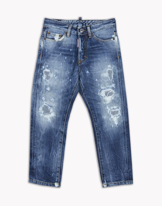 hockney jeans denim Man Dsquared2