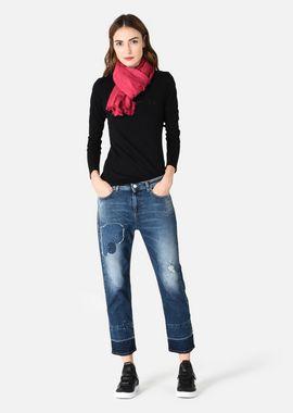 Armani Loose Jeans Women jeans