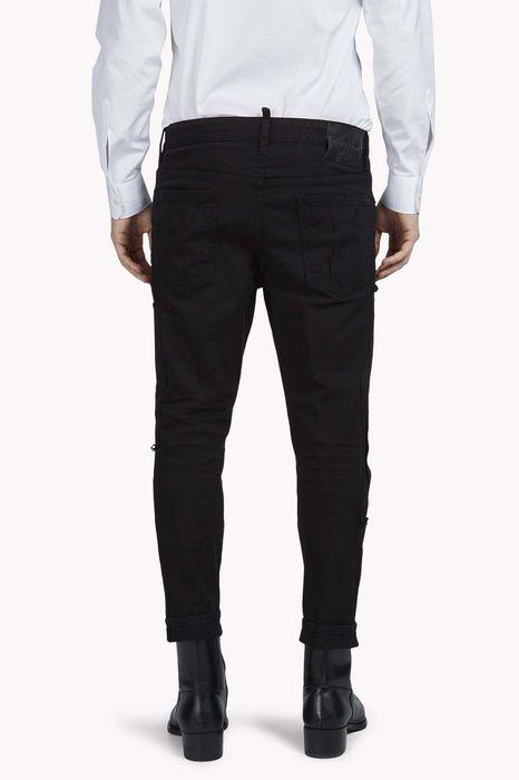glam head jeans denim Man Dsquared2