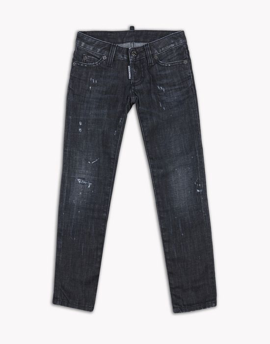 skinny jeans denim Damen Dsquared2