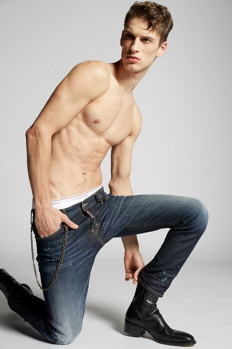 every day sexy twist jeans denim Man Dsquared2