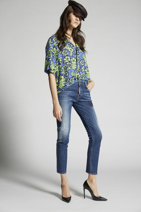 medium cool girl jeans jeans Donna Dsquared2