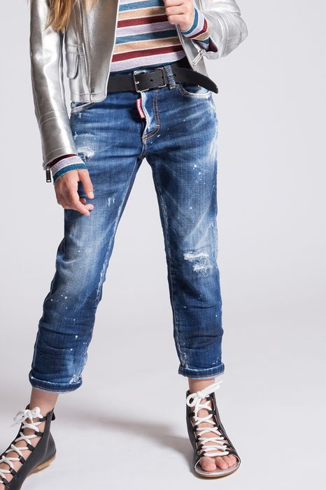 jeans   denim Woman Dsquared2