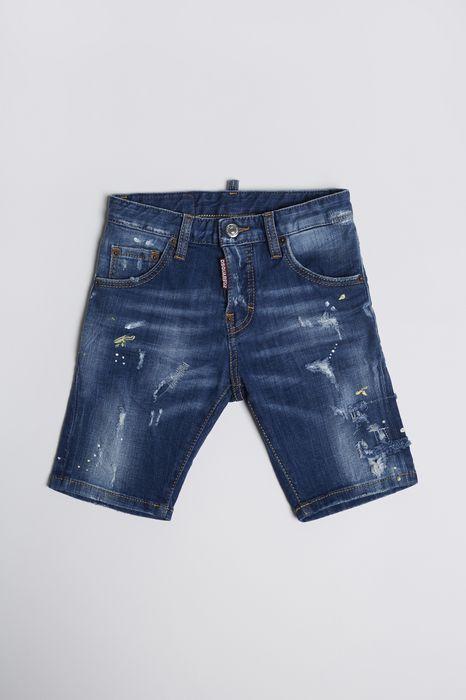 denim shorts pants Man Dsquared2