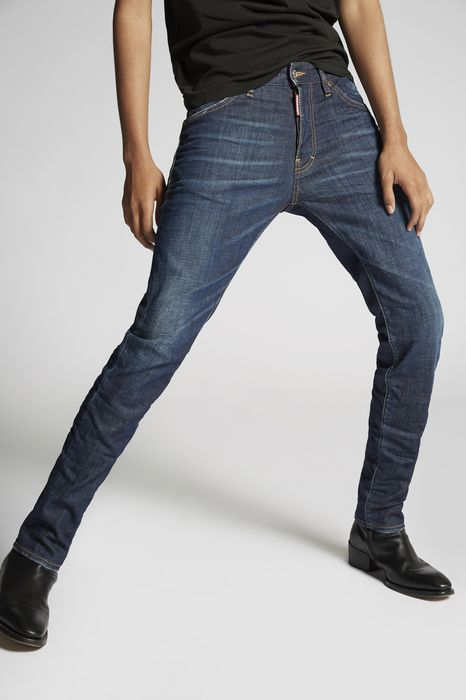 dark manchester cool guy jeans denim Man Dsquared2